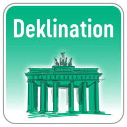 Deklination Deutsch