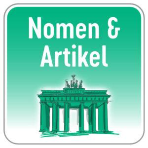 Nomen & Artikel Deutsch