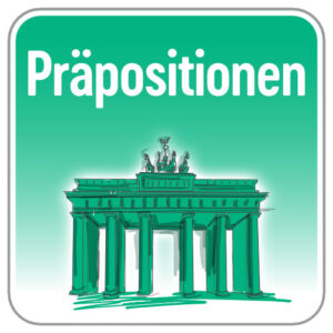 Präpositionen Deutsch
