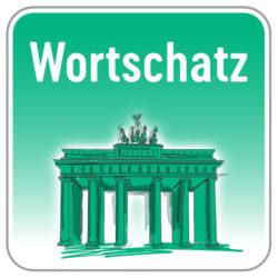 Wortschatz Deutsch