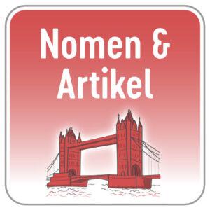 Nomen & Artikel Englisch