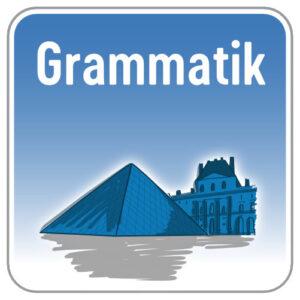 Grammatik Französisch