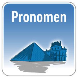 Pronomen Französisch
