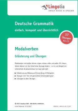 Konjunktiv I und II - Verben Deutsch - Lingolia Shop