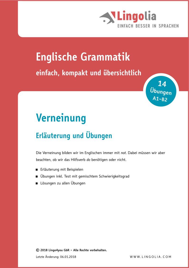 Gemütlich Englische Grammatik Einer Tabelle Für Das Jahr 4 Bilder ...
