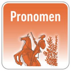 Pronomen Spanisch